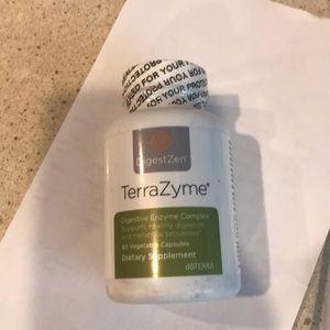 Doterra Terrazyme 90 veggie capsules. NWTUnopened
